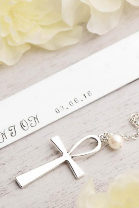 Hand stamped bookmark gift,confirmation gift,first communion gift,bookmark personalize,unique bookmarks,teacher bookmark,custom bookmark,stamped bookmark